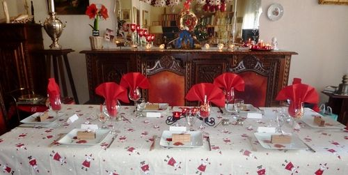 Table de Noël By Lola