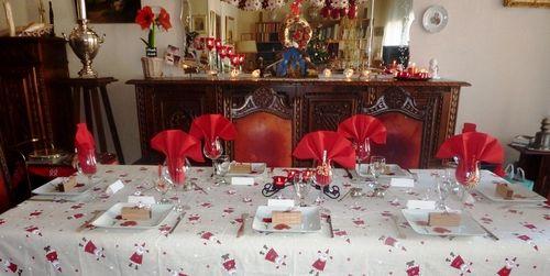 Table de Noël By Lola