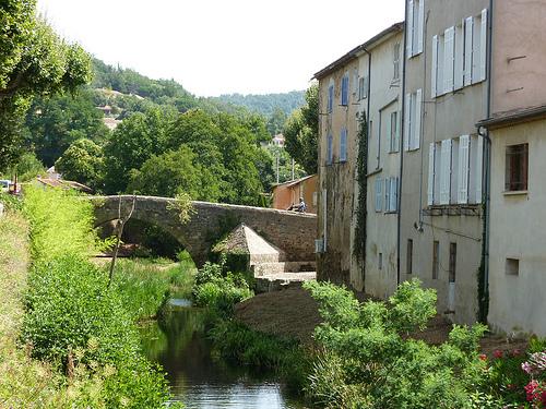 Le Réal Collobrier et le Pont Vieux, XIIIème siècle