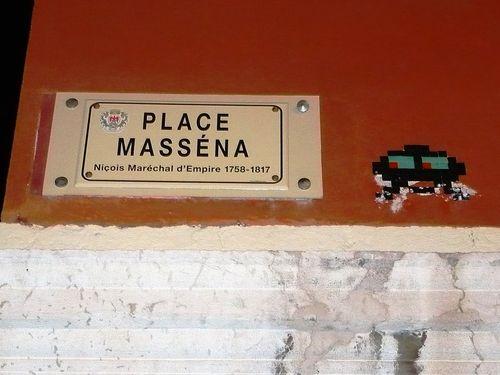 Massena Space Invader