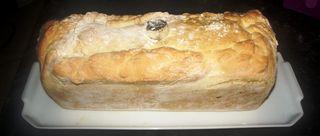 The Pie entière avant découpe